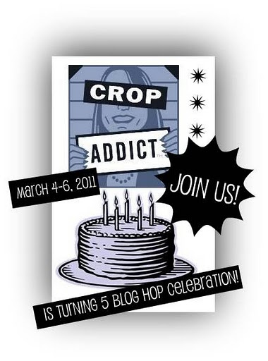 Crop Addict 2011 Blog Hop