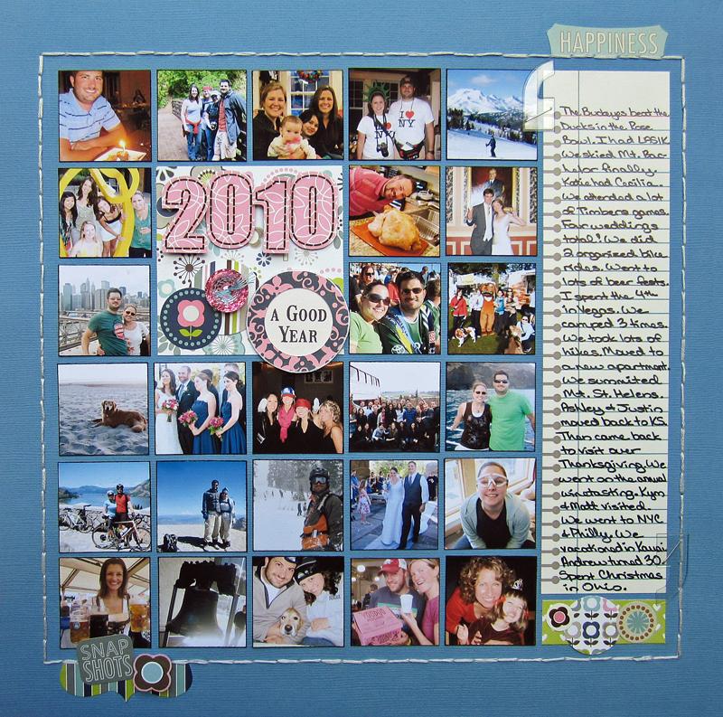 2010 - A Good Year