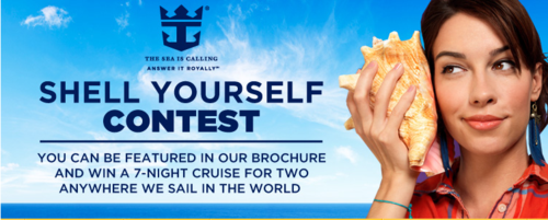 Royal Caribbean Shell Yourself Contest